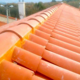 reparar tejado ourense empresa